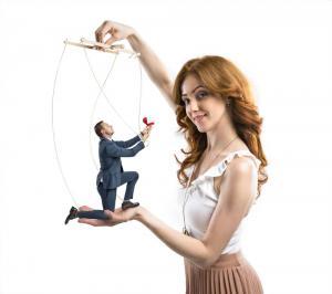 Какженщины манипулируют мужьями