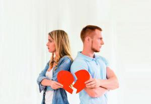 Признаки близкого развода помнению сексологов