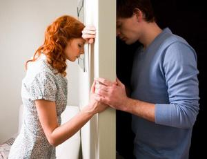 Мужчины не умеют просить прощения