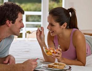 Полезная романтика: романтические блюда для двоих