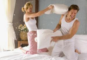 Сексуальная жизнь зависит от того, кто в доме хозяин