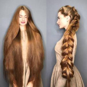 Почему зрелые женщины плохо выглядят сдлинными волосами