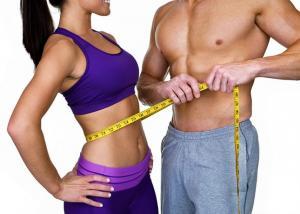 Ученые: мужчинам легче похудеть, чем женщинам