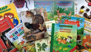 5 удивительных книг о природе и животных для детей и родителей