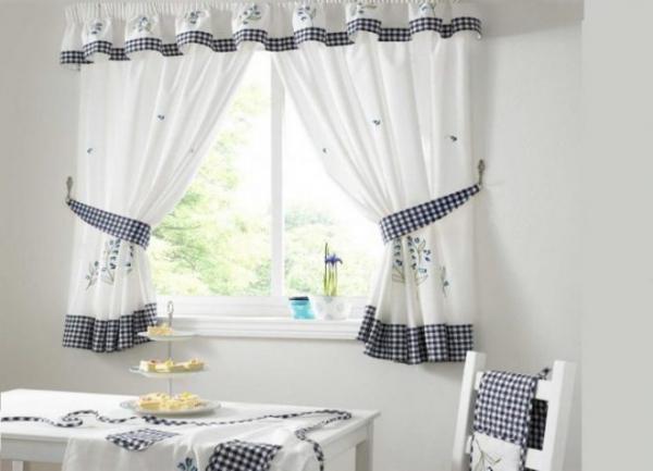 Арочные шторы для кухни: как их выбрать и к чему они подойдут