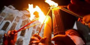 Благодатный огонь: священник раскрыл тайну, как это происходит