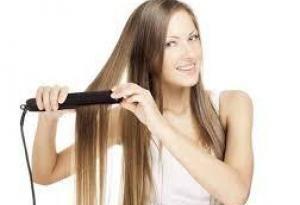 Утюжок для волос – выравниваем кудряшки