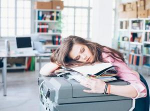 Признаки, говорящие отом, чтопора сделать перерыв вработе ивзять отпуск