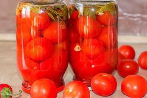Заготовка на зиму: рецепт помидоров в собственном соку