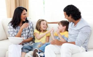Нежные объятия и готовка: как еще показать ребенку, что вы его любите