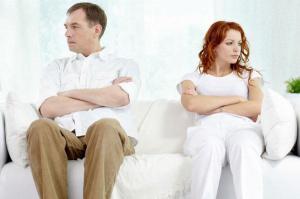 Супруги за стеной молчания