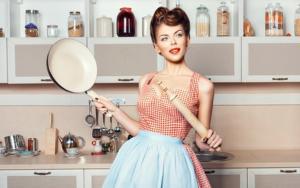 Какпостроить блестящую карьеру домохозяйки
