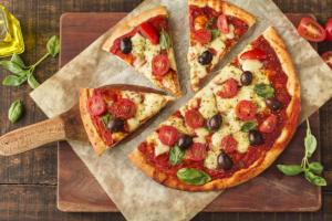 Как приготовить настоящую итальянскую пиццу