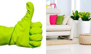 6 ежедневных мини-действий, с которыми без труда сохраните порядок в доме