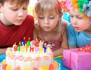 Как подготовить детский праздник дома