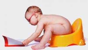 Как приучить ребенка к горшку: 5 советов