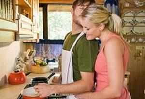 Мал, да удал: секреты уюта небольшой кухни