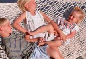 Старшие братья терроризируют младших детей?