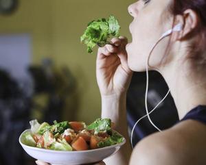 Названы правила питания до и после тренировки