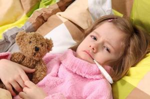 Ночь с больным ребенком: 5 моментов, которые стоит продумать заранее