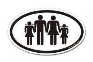Две дочери – залог родительского счастья